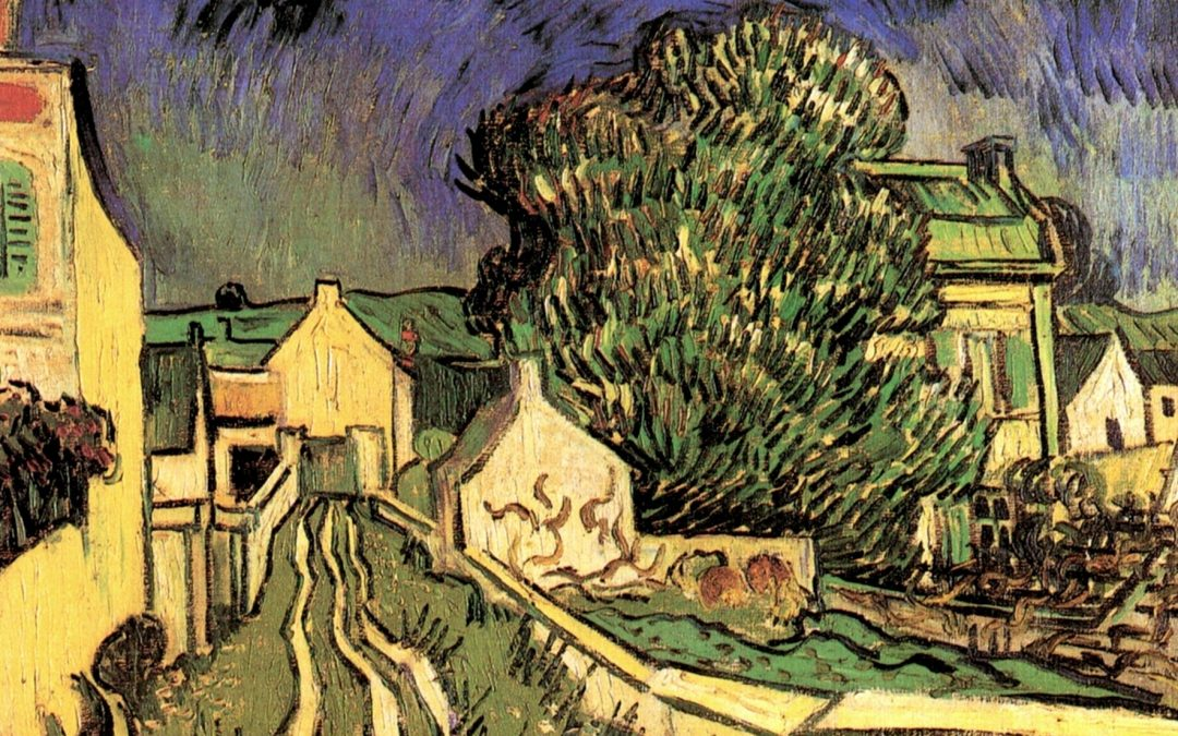 May 24, 1890 – Vincent probably paints The House of Pere Pilon on or around this date